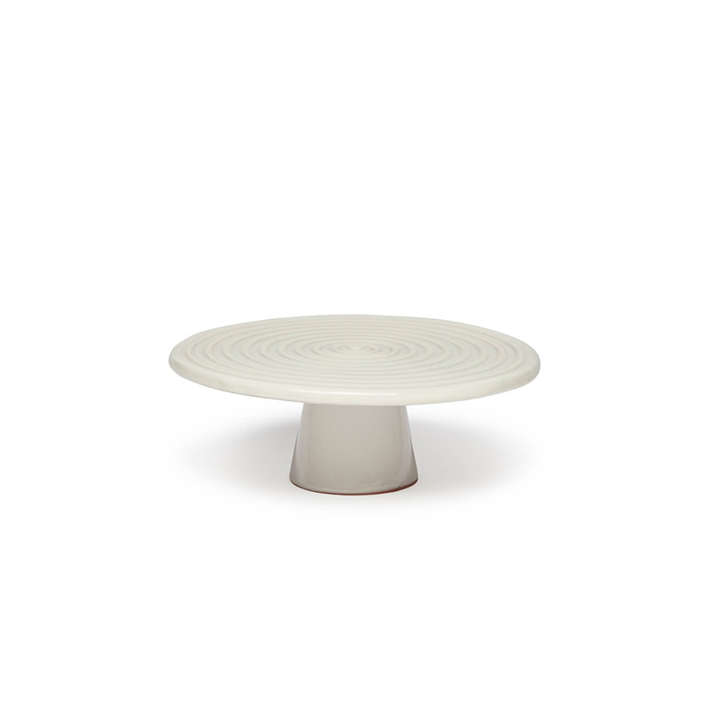Food/Cake Stand - White - Small-1