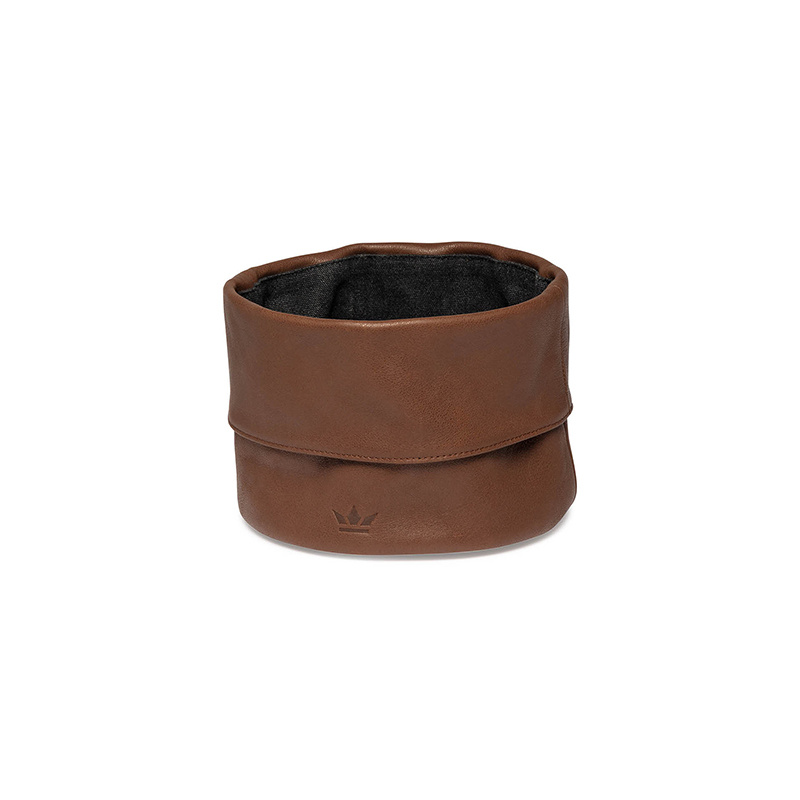 Bread Basket - Ben - Leather - Cognac-1