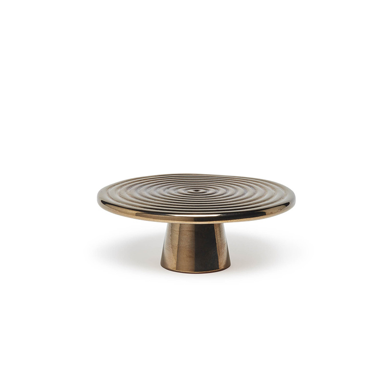Food/Cake Stand - Platinum - Sm-1
