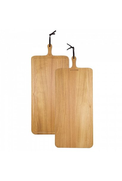 Bread Board - Oak - Rectangular - XL