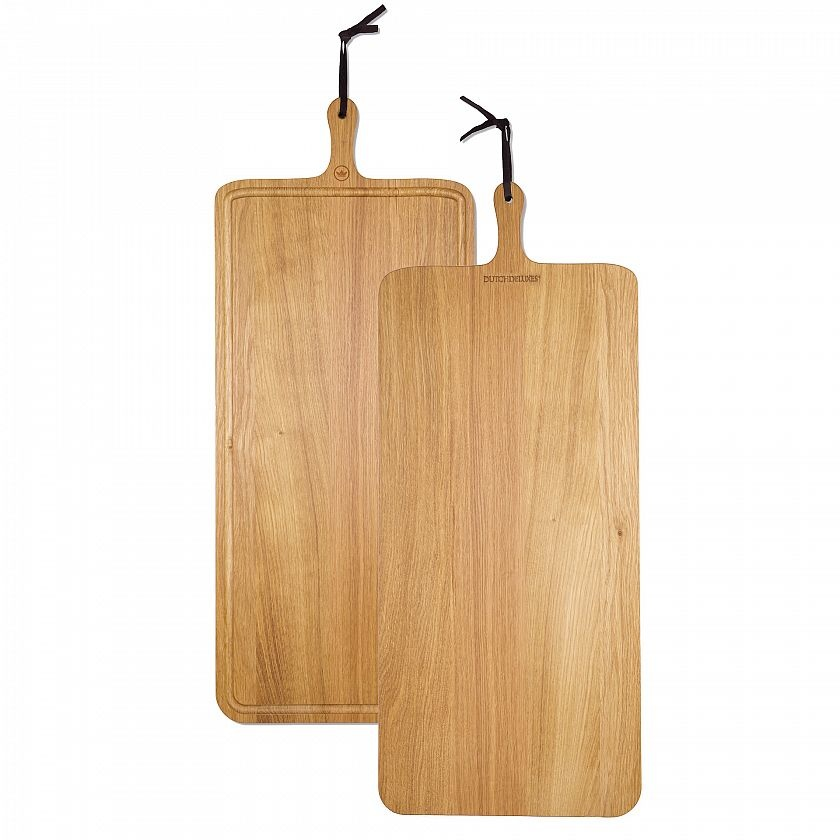 Bread Board - Oak - Rectangular - XL-1