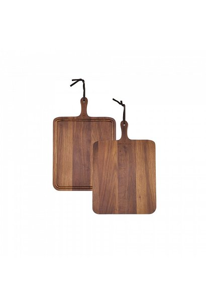 Bread Board - Walnut - Square - XL