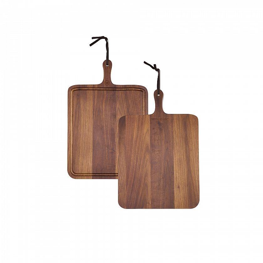 Bread Board - Walnut - Square - XL-1