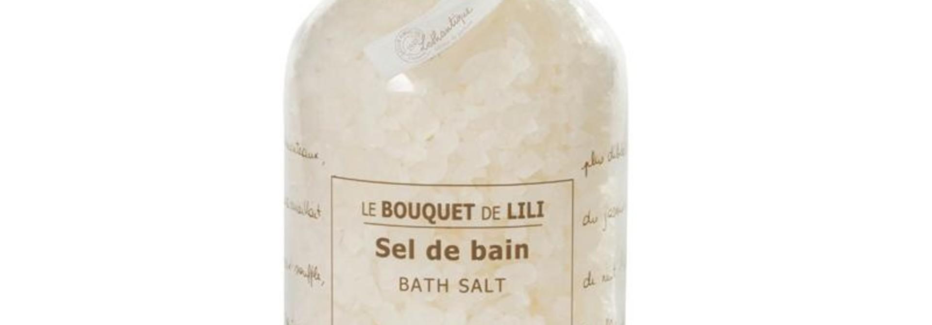 Bath Salts -  Lily