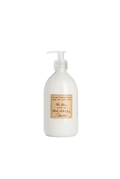 Hand/Body Lotion - White Tea