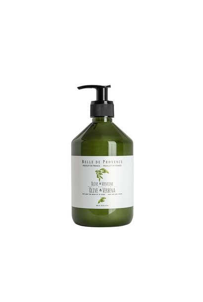 Hand & Body Lotion - Olive & Verbena
