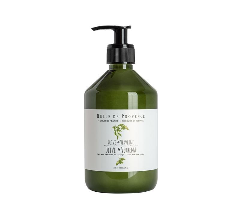 Hand & Body Lotion - Olive & Verbena-1