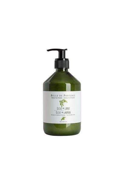 Hand & Body Lotion - Olive & Lavender