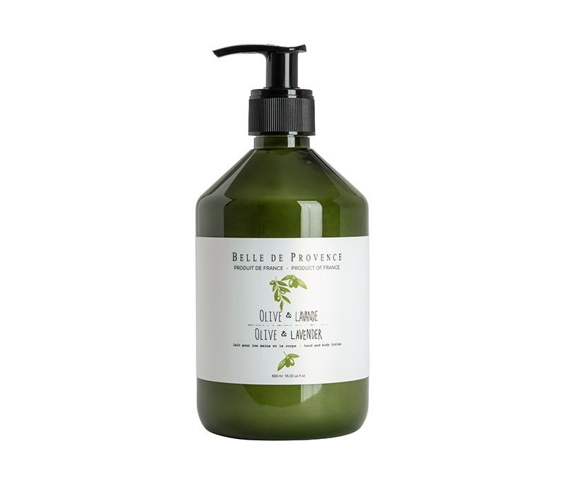 Hand & Body Lotion - Olive & Lavender-1