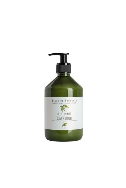 Hand & Body Lotion - Olive & Rosemary