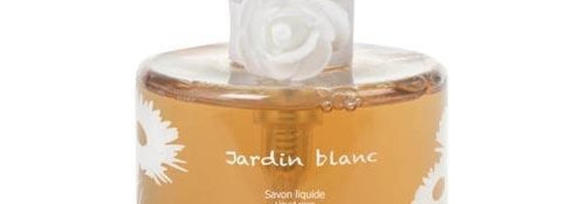 Liquid Hand Soap -  Jardin Blanc