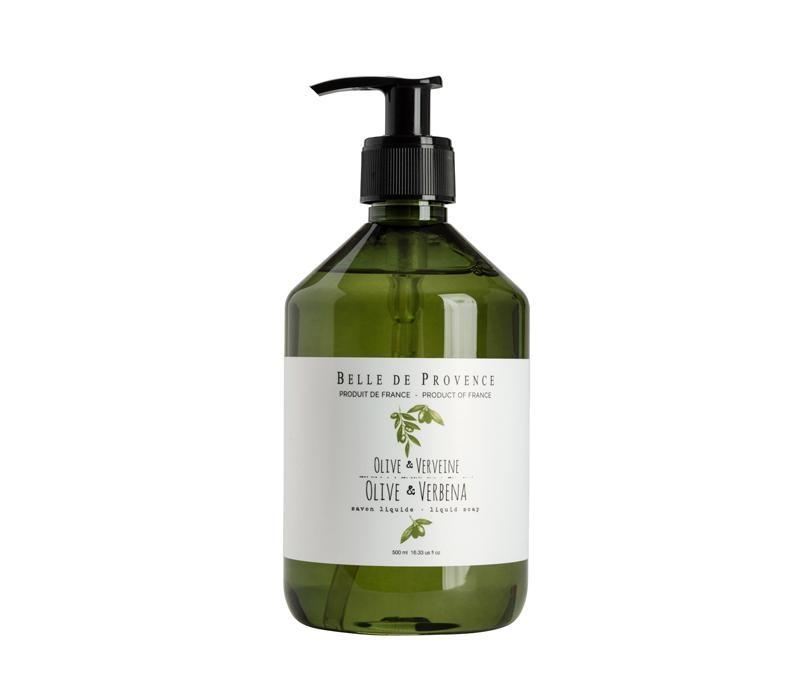Olive Oil & Verbena - BDP - Liquid Soap-1