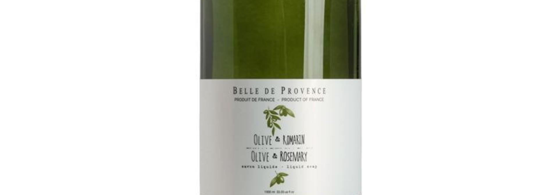 Liquid Soap Refill  - Olive/Rosemary