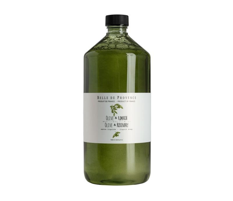 Liquid Soap Refill  - Olive/Rosemary-1