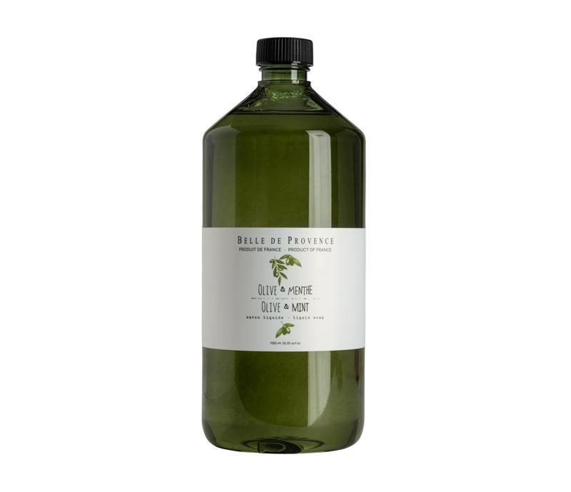 Liquid Soap Refill - Olive/Mint-1