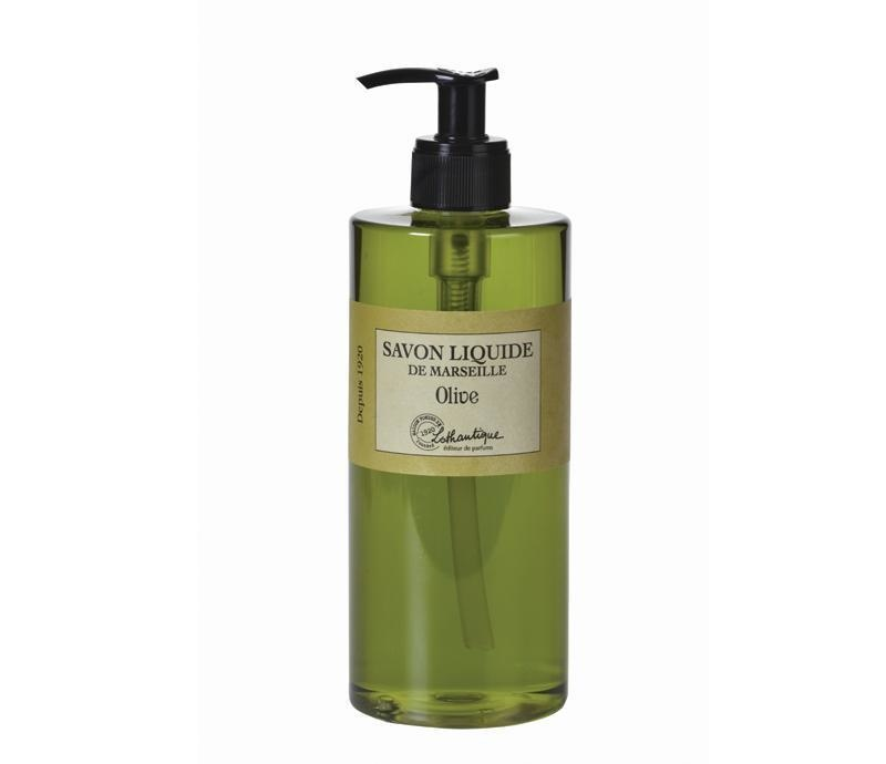 Marseille Liquid Soap  - Olive-1