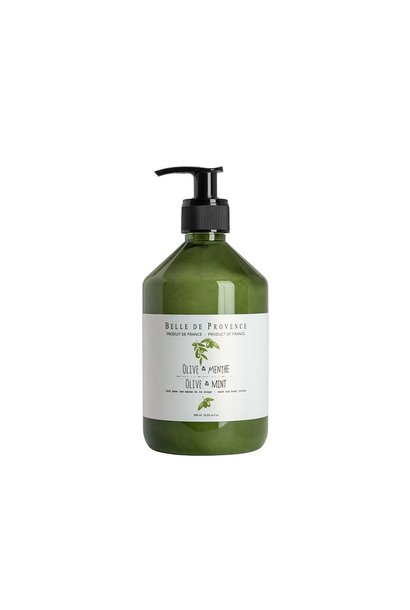 Hand/Body Lotion - Olive & Mint