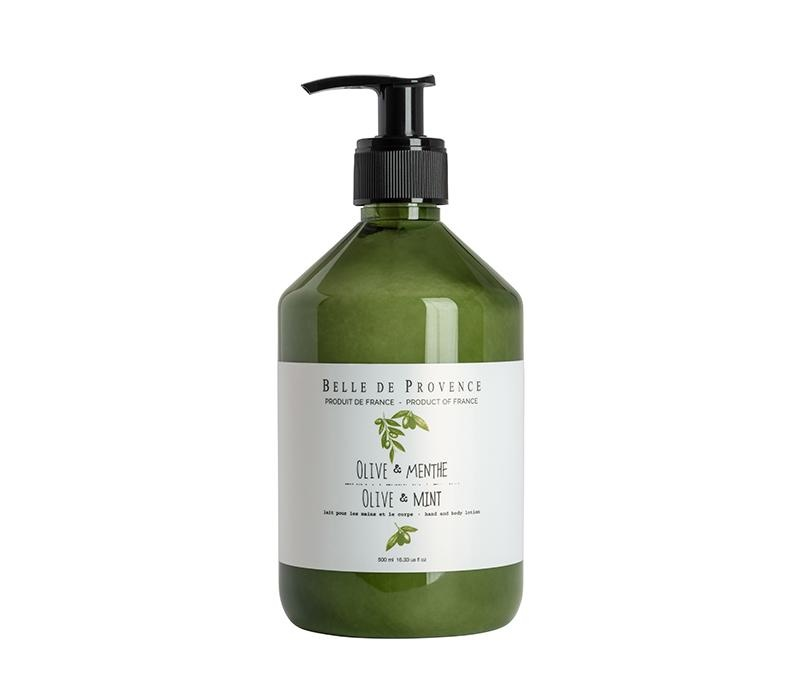 Hand/Body Lotion - Olive & Mint-1