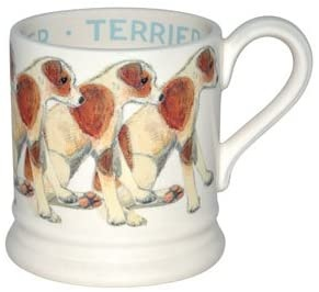 Terrier 1/2 Pint Mug-1