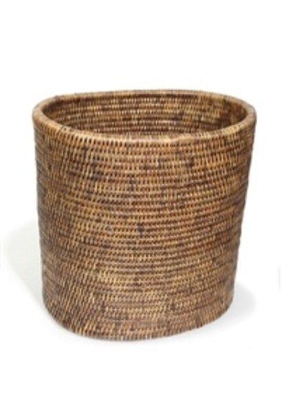 Oval Waste Basket