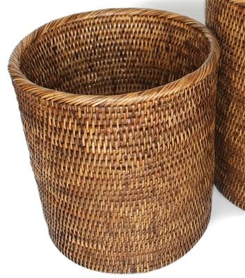 Round Waster Basket-1
