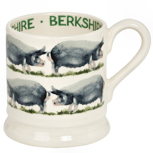 Mug 1/2 Pint - Berkshire-1