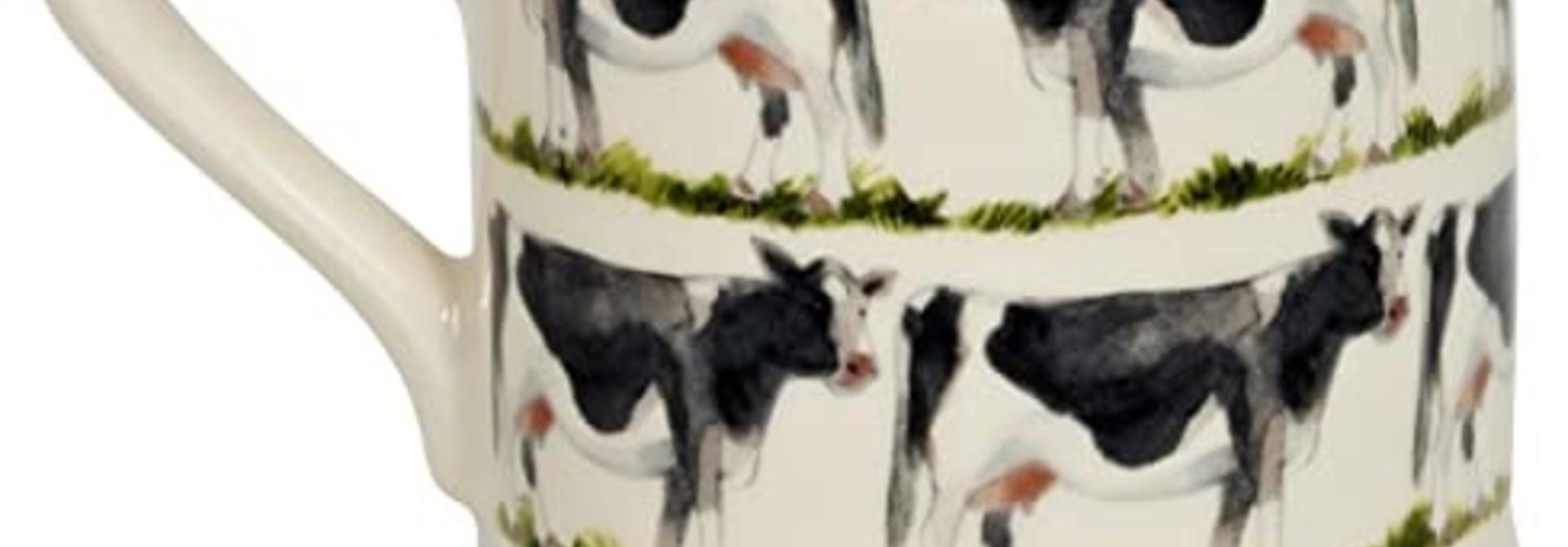 Mug - Friesian - 1/2 Pint