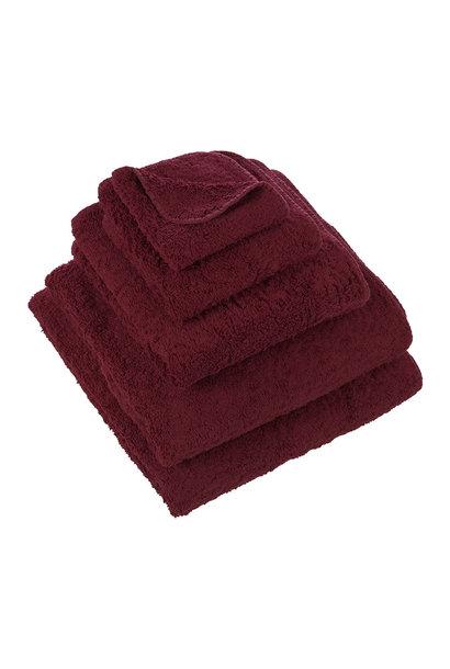 Fingertip Towel - Cranberry