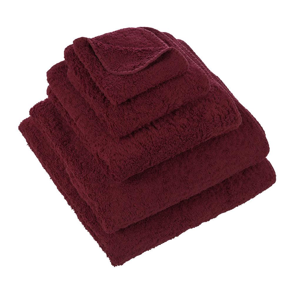 Fingertip Towel - Cranberry-1