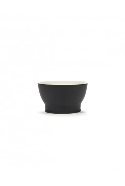 Cup/Mini Bowl w/o Handle - Blk/Wh