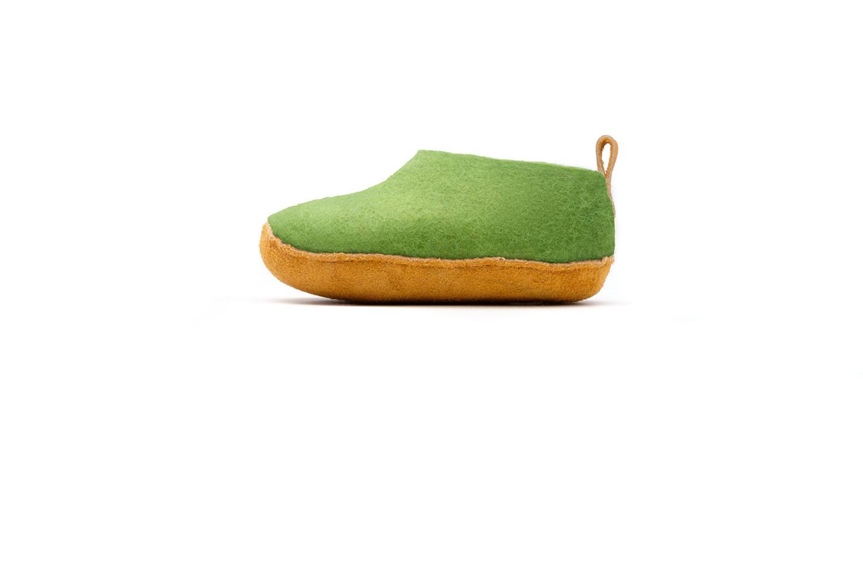 Nauseni Junior Slipper - Green - Sz 25-1