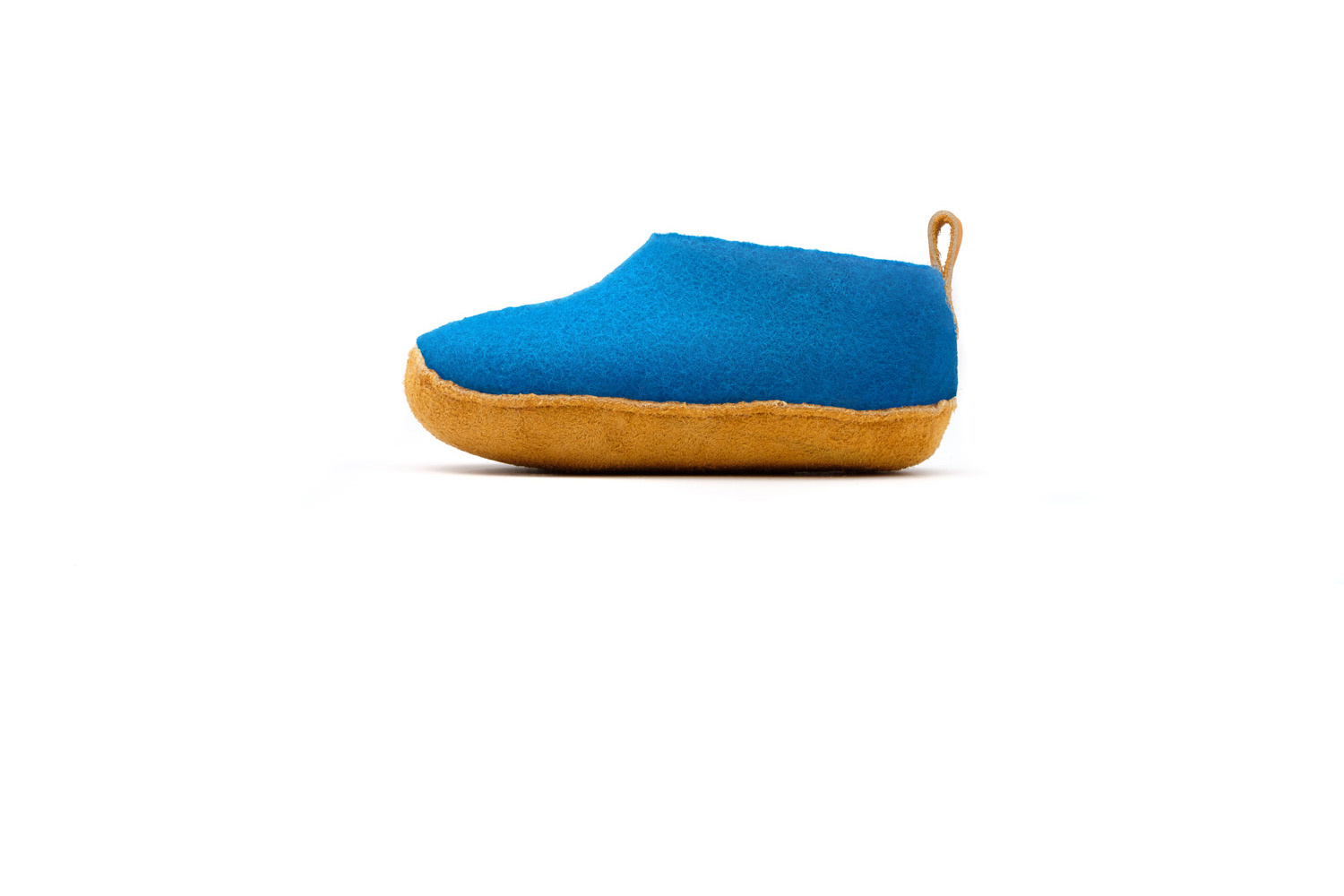 Nauseni Junior Slipper - Blue - Sz 24-1