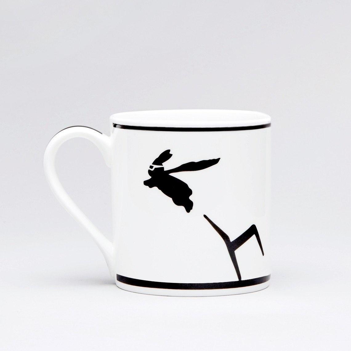 Superhero Rabbit Mug-1