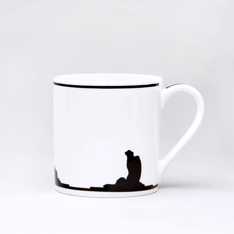 Yoga Rabbit Mug-1
