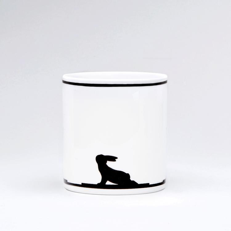 Yoga Rabbit Mug-2