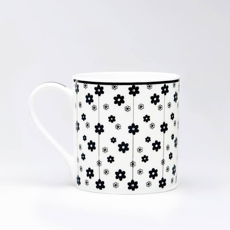 Wallpapering Rabbit Mug-2