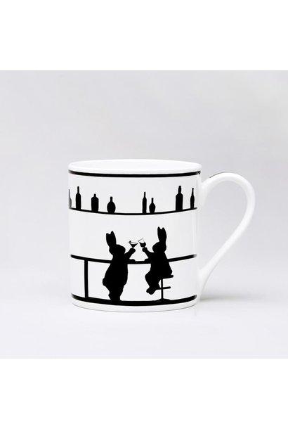 Cocktail Rabbit Mug