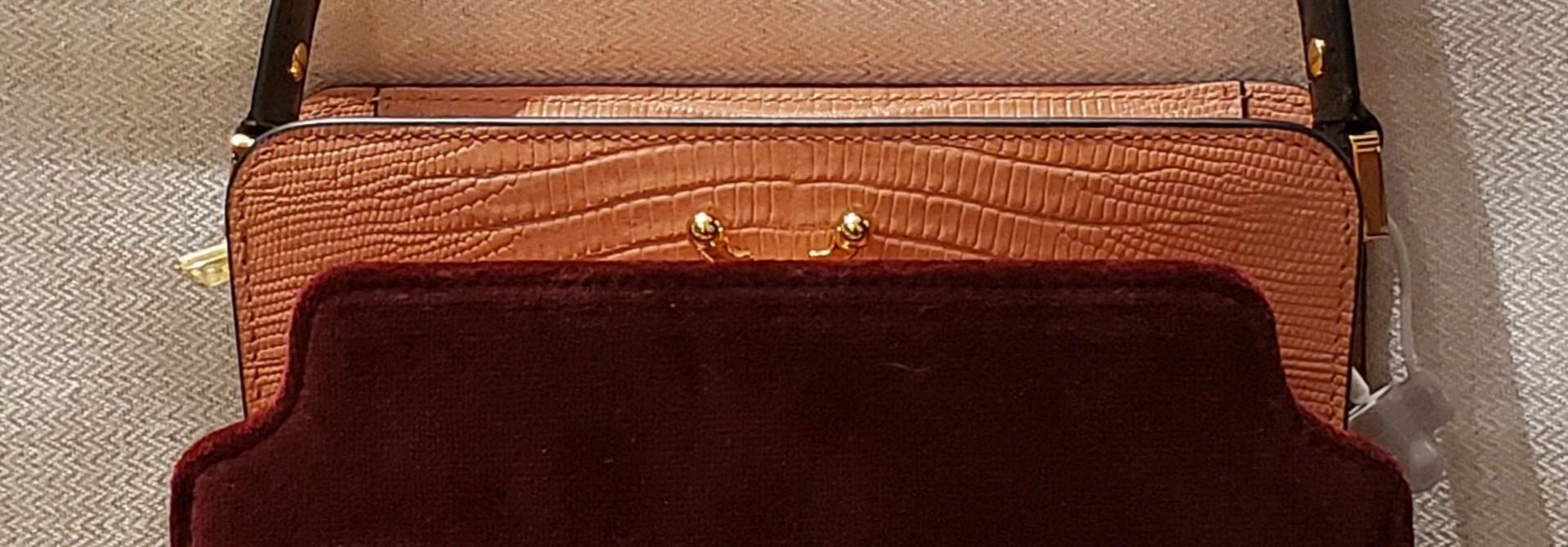 Shoulder Bag - Bordeau/Pink
