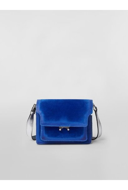 Shoulder Bag - Sublime - Blue Velvet
