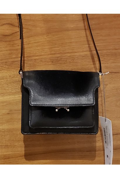 Shoulder Bag - Sublime - Black Velvet