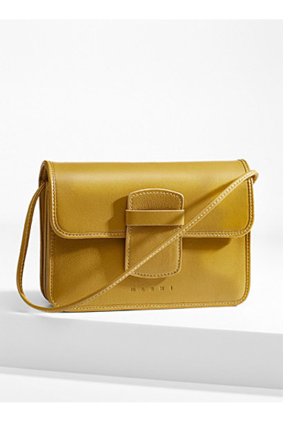 Crossbody Bag - Severine - Mustard/Olive