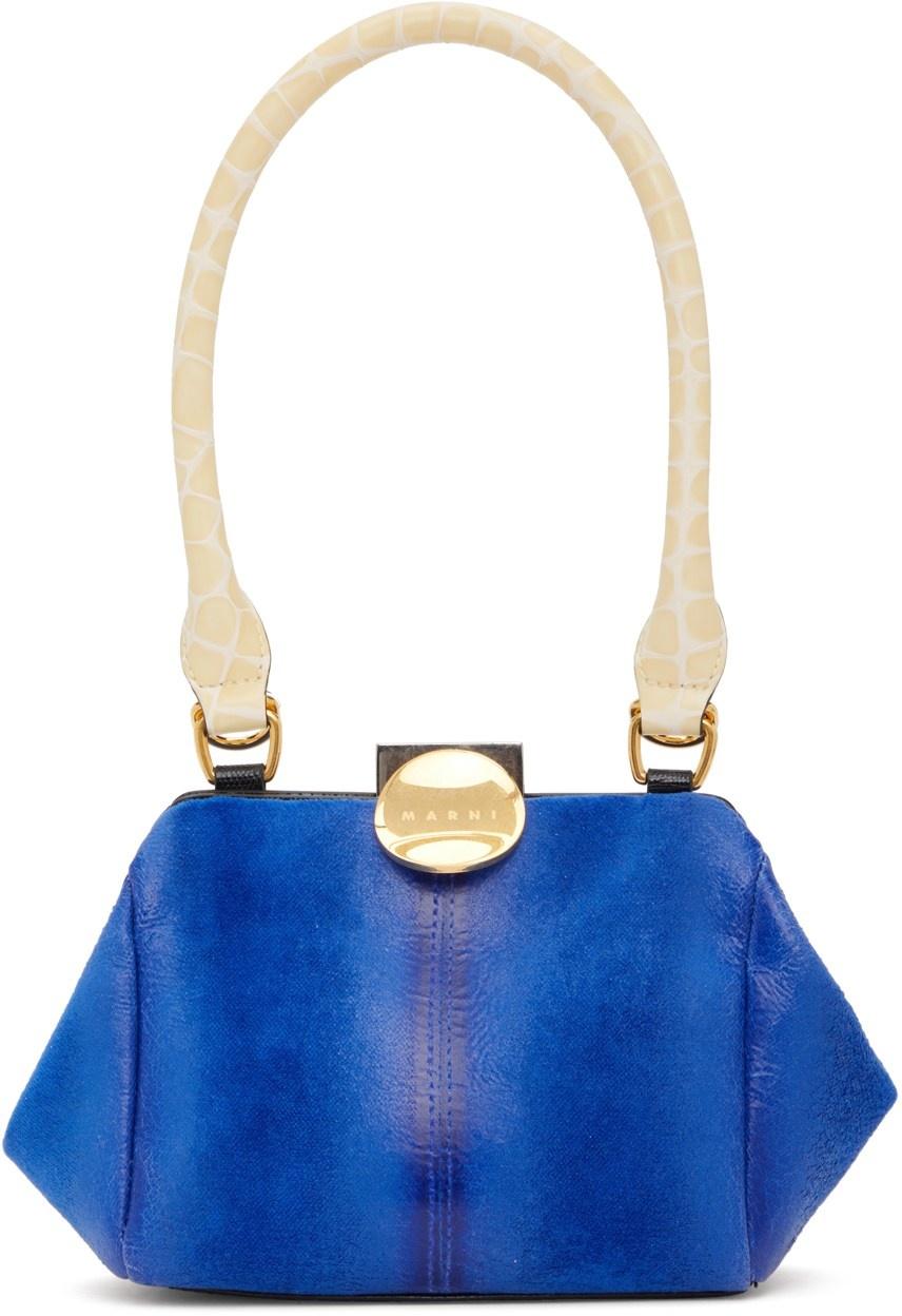 Bag - Blue Velvet Mini bag-1