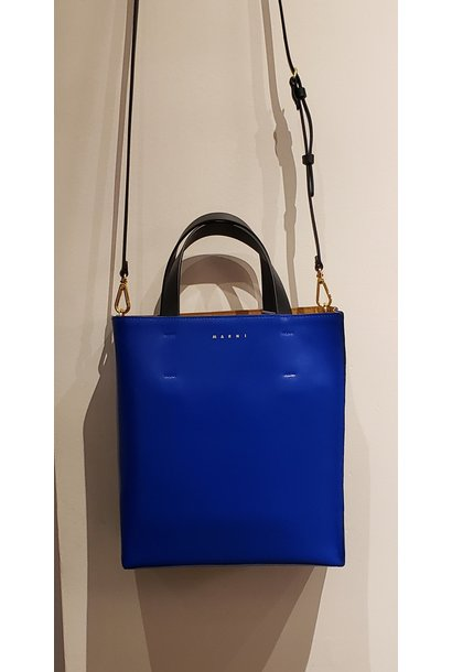 Tote Bag - Museo - Blue/Navy
