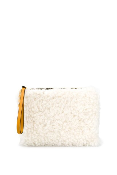Clutch - Shearling