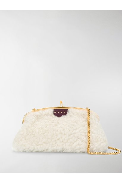 Shoulder Bag - Shearling