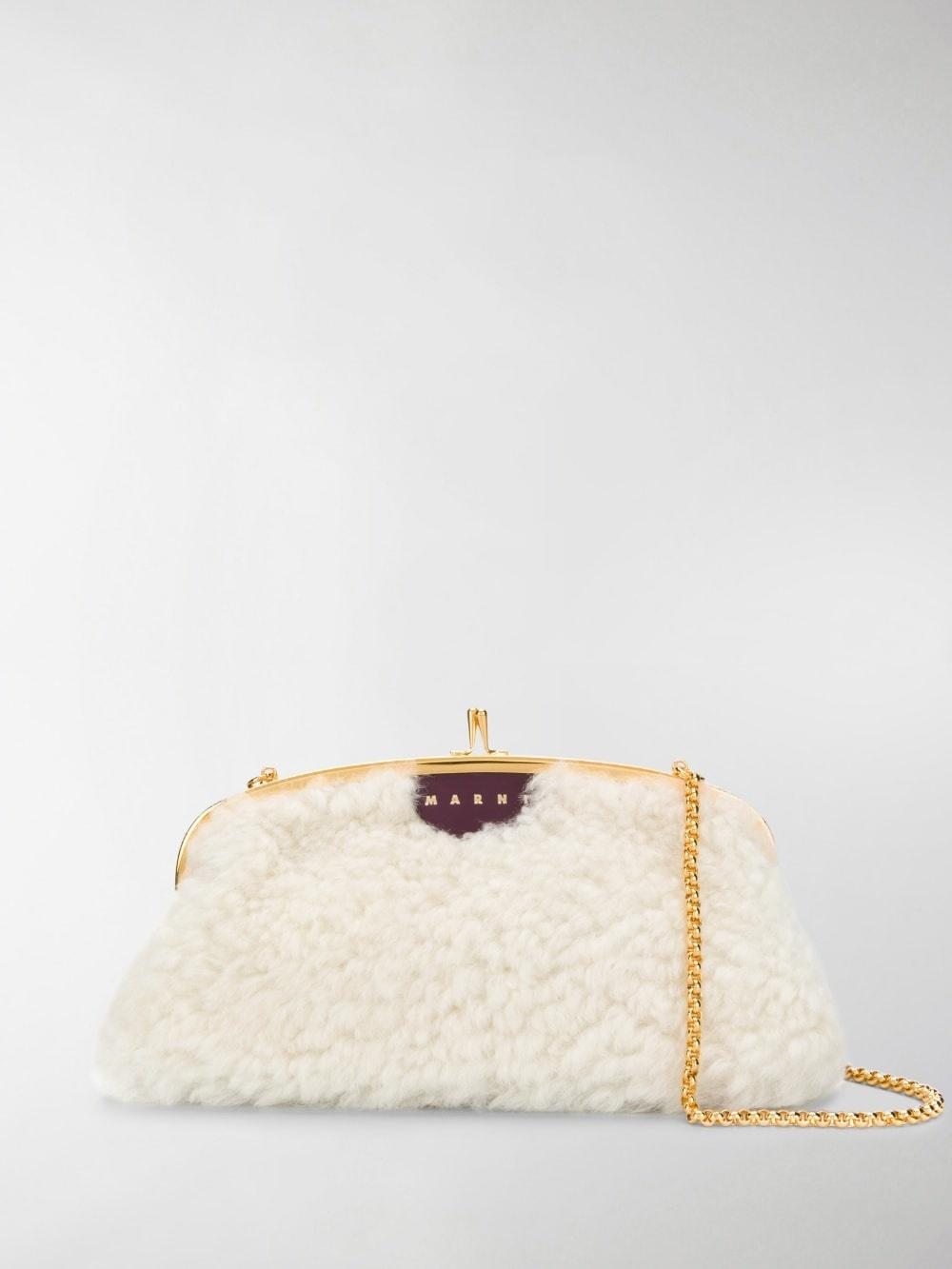 Shoulder Bag - Shearling-1