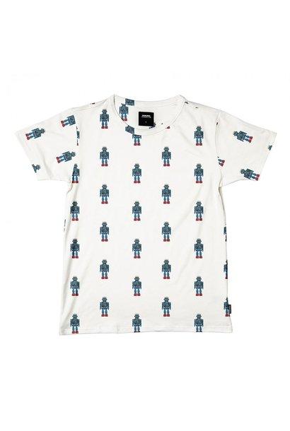 T-Shirt - Men's - Robot - Med.