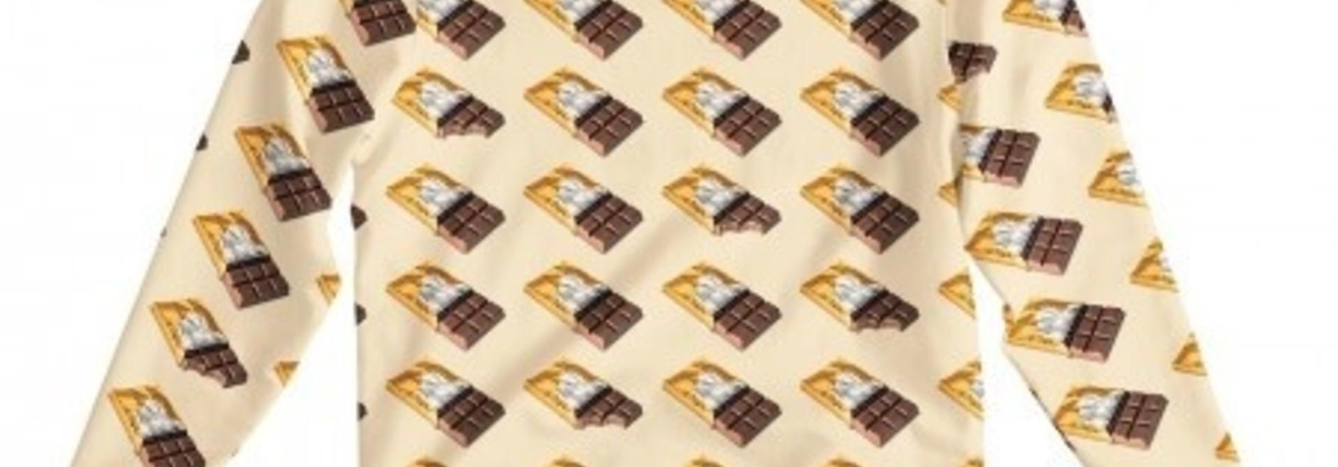 Top - L/S - Men's - Choco - Xsmall
