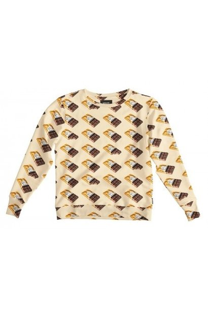 Top - L/S - Men's - Choco - Xsmall