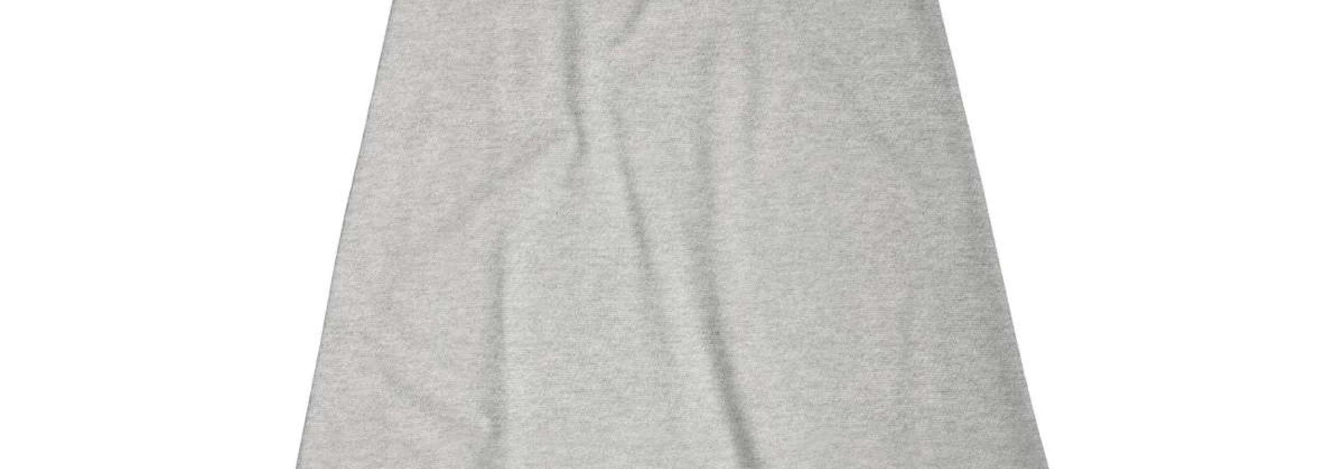 Tank Dress - Cotton - Grey - Sm